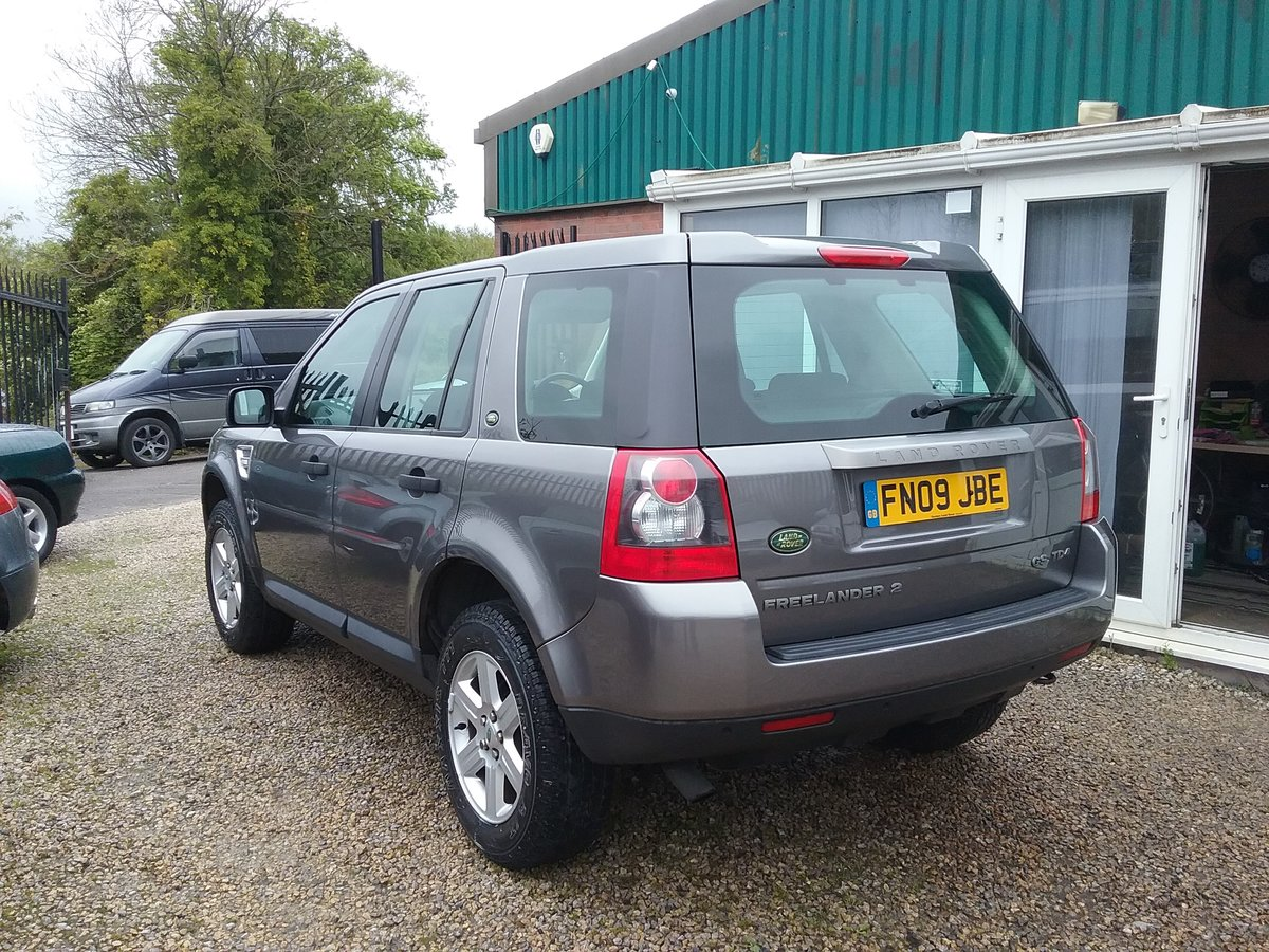 2009 Land Rover Freelander 2.2 TD4 GS For Sale (picture 4 of 6)