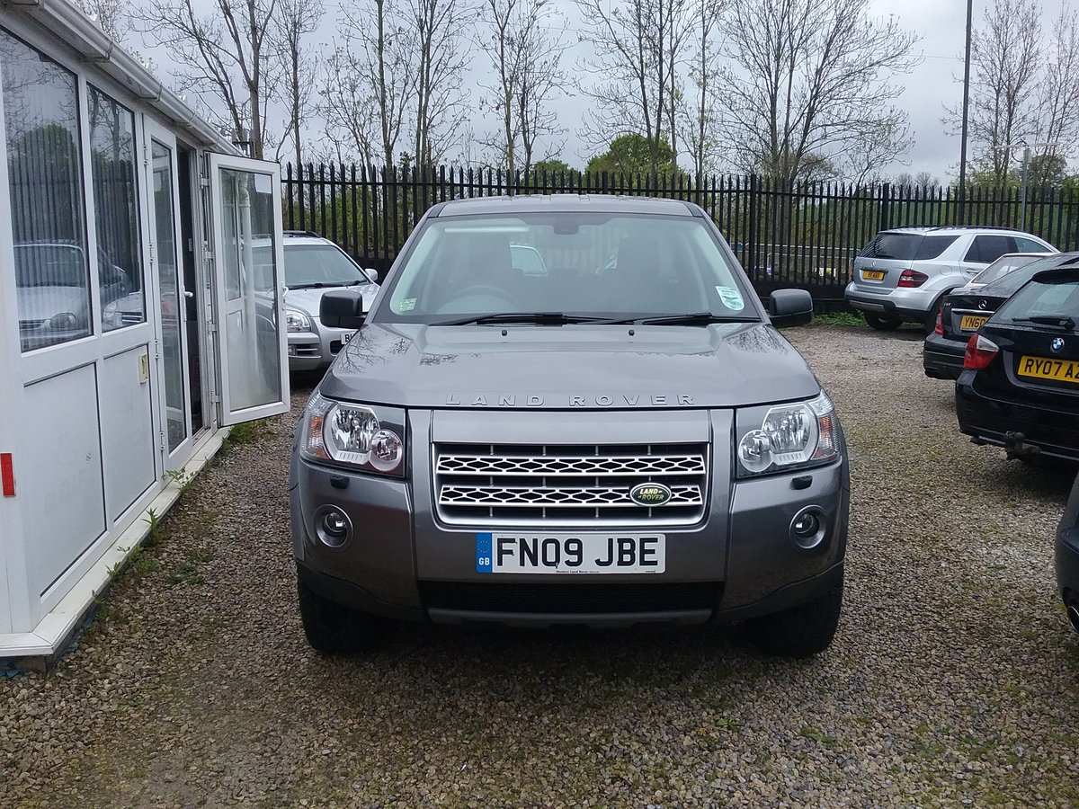 2009 Land Rover Freelander 2.2 TD4 GS For Sale (picture 5 of 6)