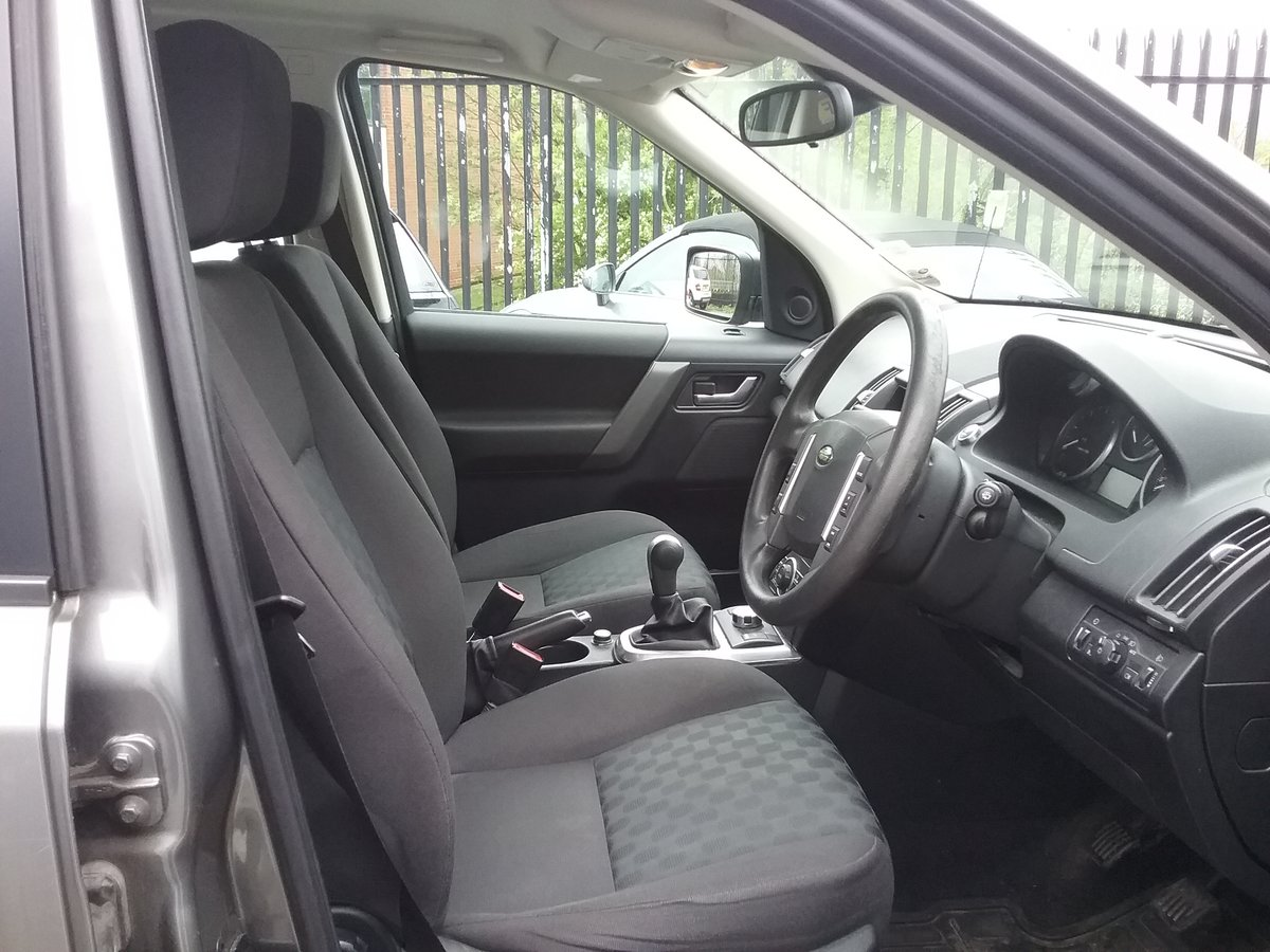 2009 Land Rover Freelander 2.2 TD4 GS For Sale (picture 6 of 6)
