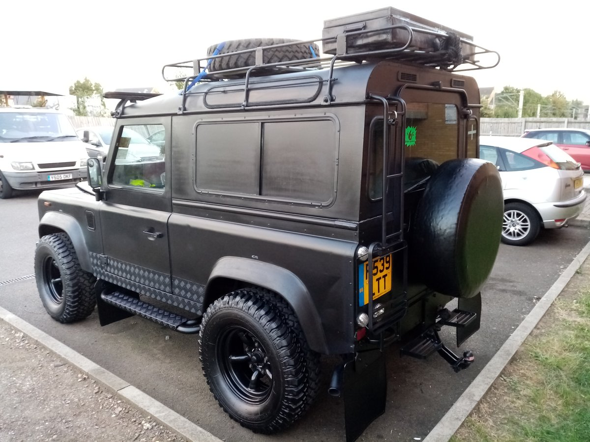 1989 Land rover For Sale (picture 1 of 6)