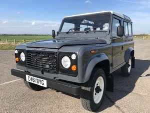 1985 Land Rover® 90 *Power Steering* (BYG)