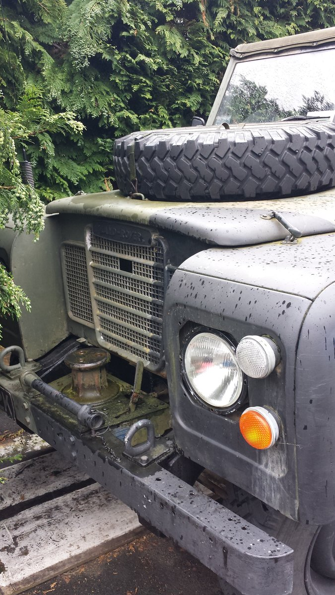 3500 Land rover series 3 109 ex military For Sale (picture 4 of 6)
