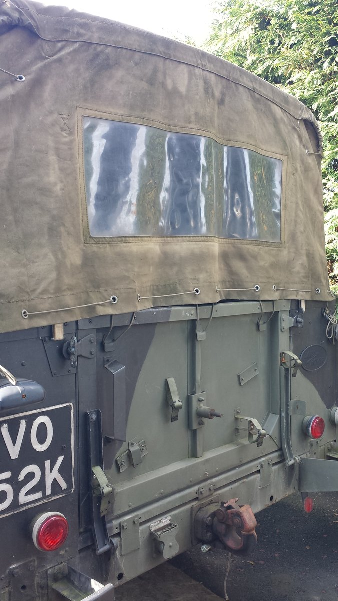 3500 Land rover series 3 109 ex military For Sale (picture 5 of 6)