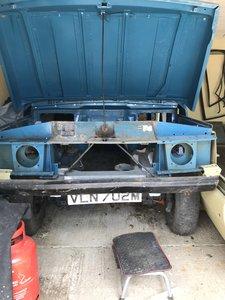 Range Rover Classic Suffix B
