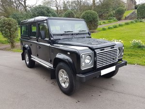 2006 LAND ROVER DEFENDER 110 TD5 XS COUNTY STATION WAGON