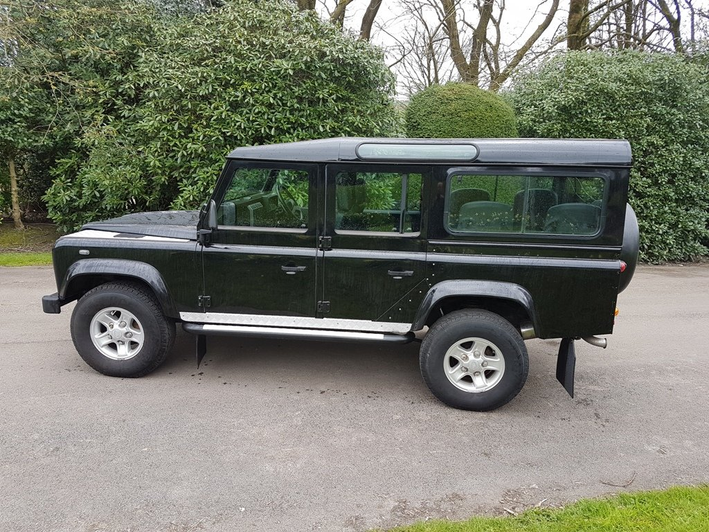 2006 LAND ROVER DEFENDER 110 TD5 XS COUNTY STATION WAGON For Sale (picture 2 of 6)