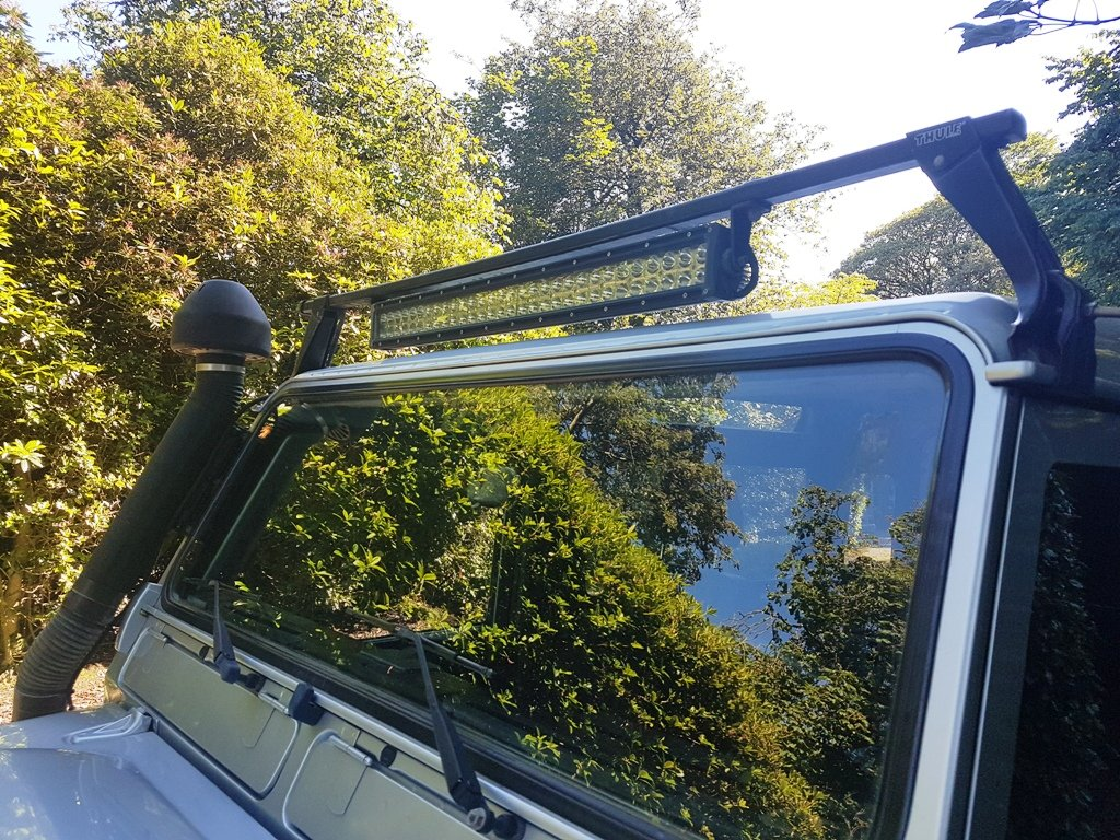 2006 LHD LAND ROVER DEFENDER 90 TD5 COUNTY For Sale (picture 6 of 11)