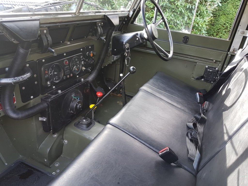 1977 LAND ROVER LTWT SERIES 3 DIESEL LHD For Sale (picture 3 of 6)
