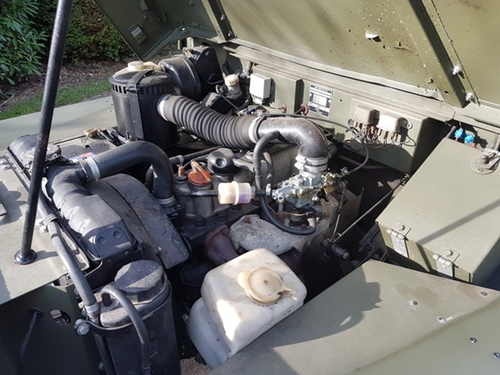 1977 LAND ROVER LTWT SERIES 3 DIESEL LHD For Sale (picture 6 of 6)