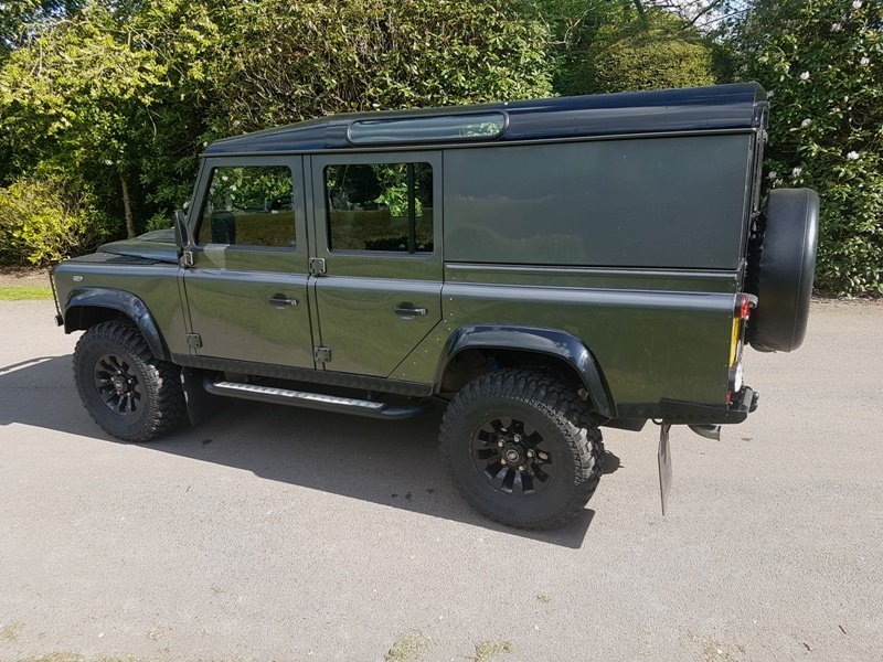 2014 64 PLATE LAND ROVER DEFENDER TDCI COUNTY UTILITY XS For Sale (picture 2 of 6)