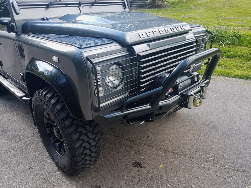 2014 64 PLATE LAND ROVER DEFENDER TDCI COUNTY UTILITY XS For Sale (picture 4 of 6)