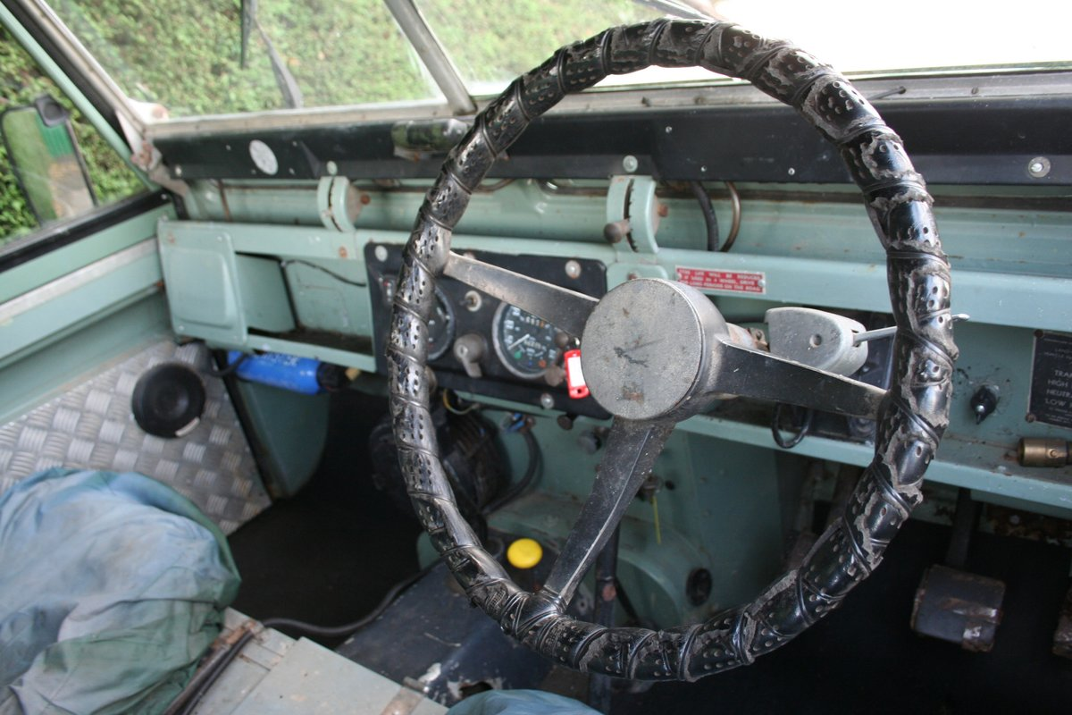 1966 Land Rover Series 2a 88 For Sale (picture 3 of 6)