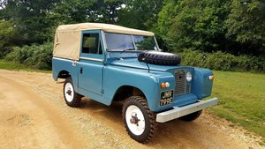 1967 SWB Series 2a petrol For Sale