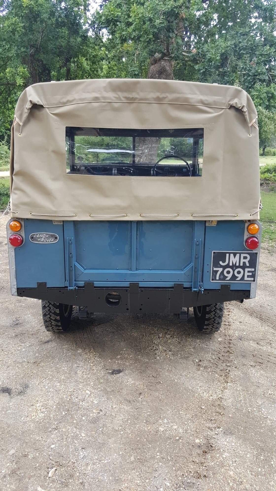 1967 SWB Series 2a petrol For Sale (picture 3 of 6)