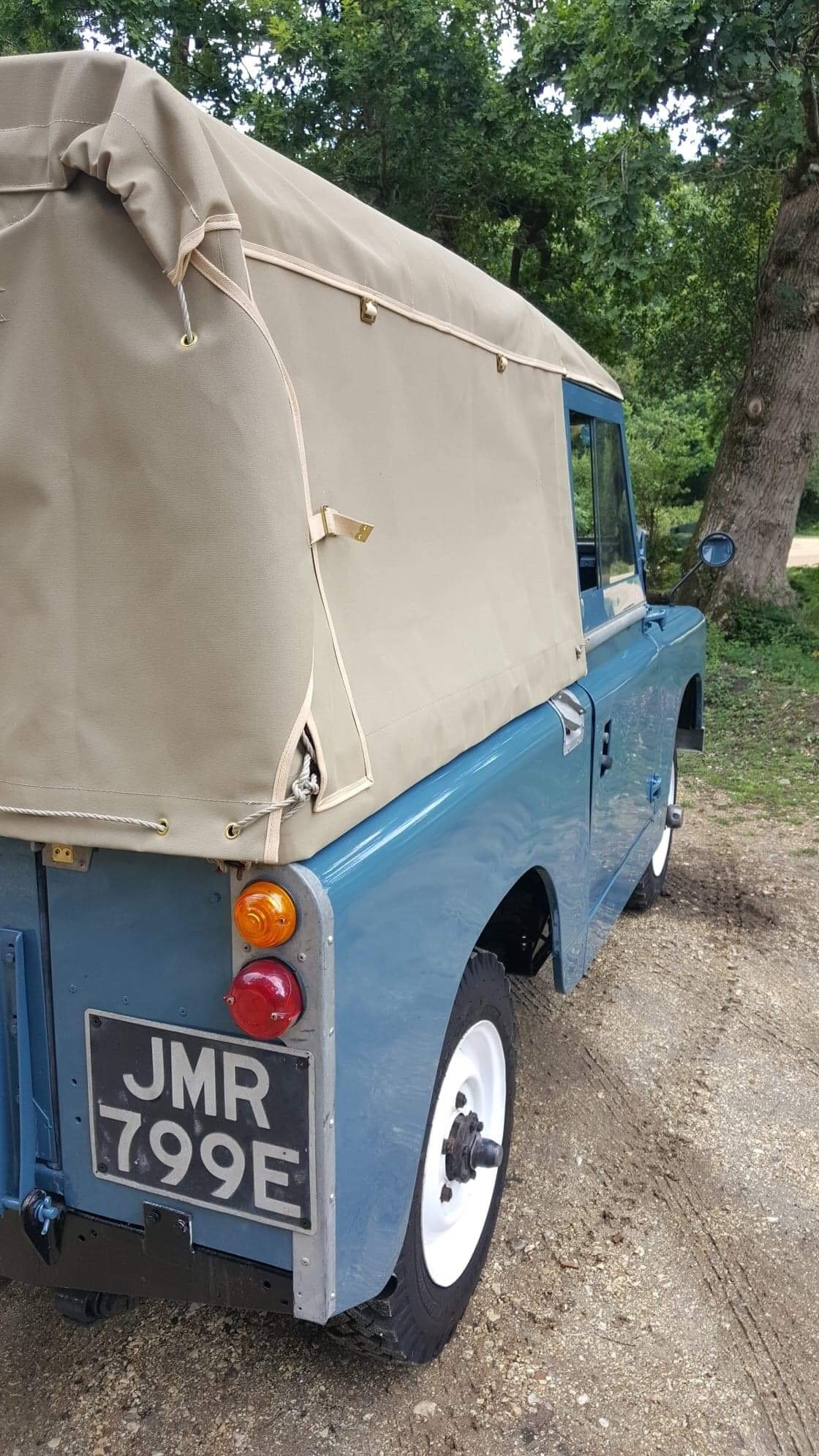 1967 SWB Series 2a petrol For Sale (picture 4 of 6)