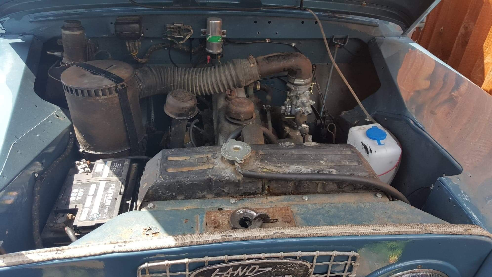 1967 SWB Series 2a petrol For Sale (picture 6 of 6)