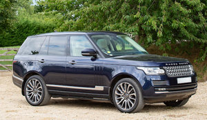 2015 RANGE ROVER SDV8 AUTOBIOGRAPHY 4X4 ESTATE For Sale by Auction