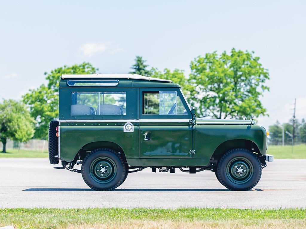 1966 Land Rover Series IIA 88  For Sale by Auction (picture 5 of 6)