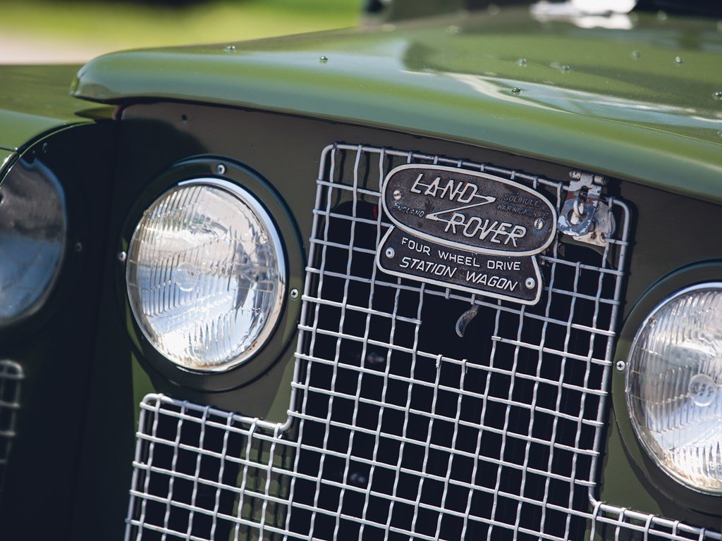 1966 Land Rover Series IIA 88  For Sale by Auction (picture 6 of 6)