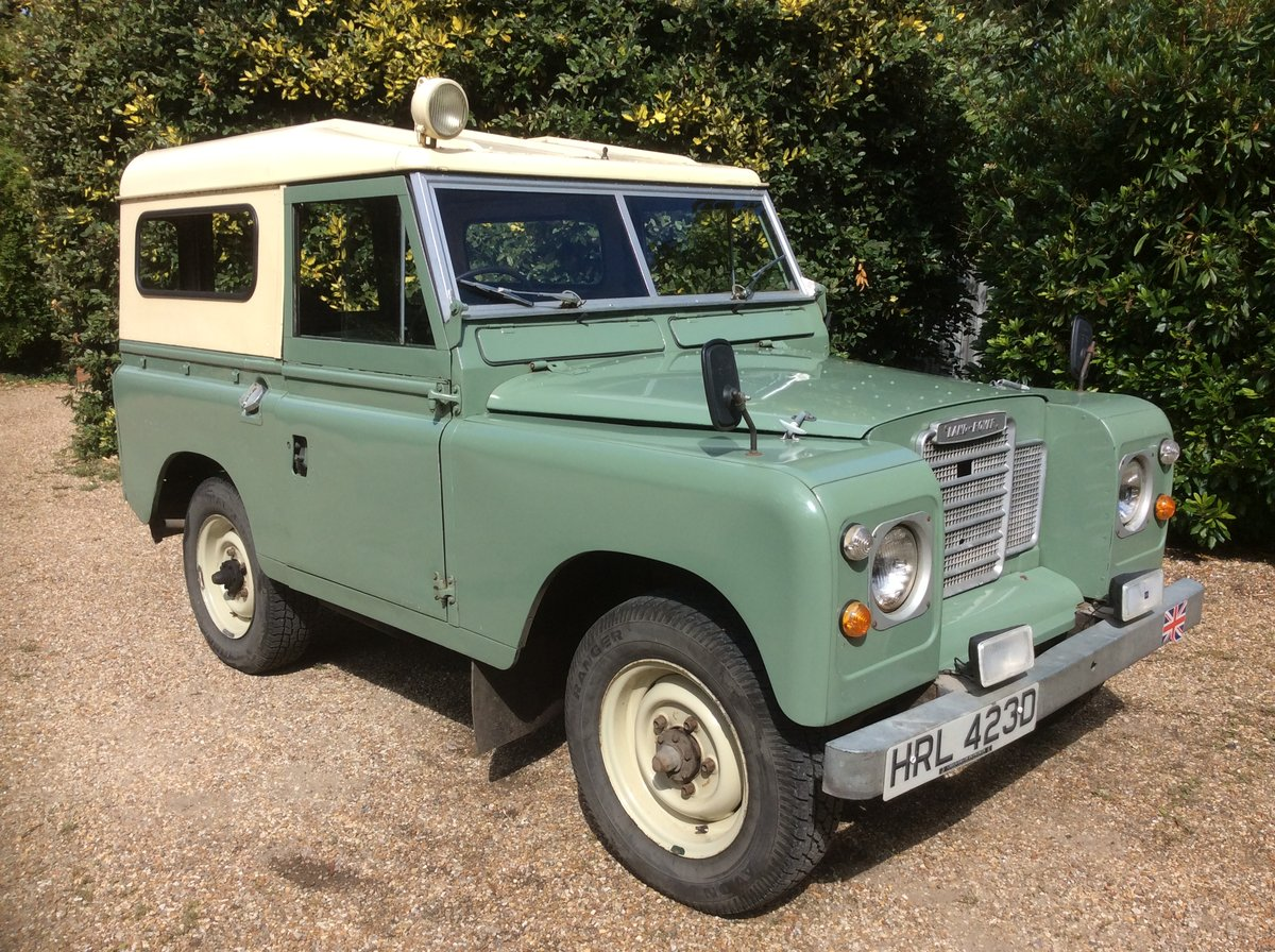 1966 SWB Series 2a For Sale (picture 1 of 6)