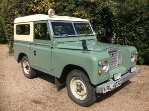 1966 SWB Series 2a For Sale