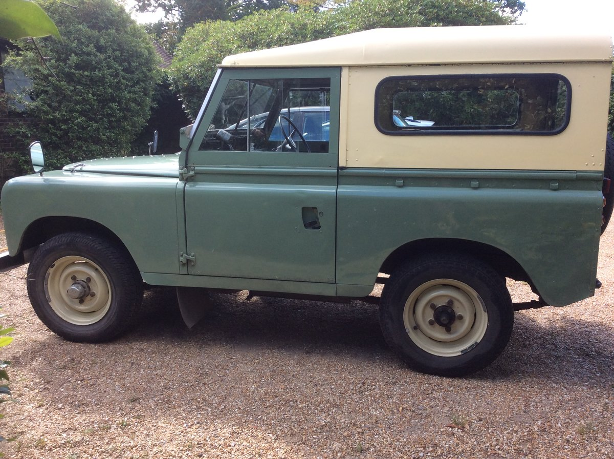 1966 SWB Series 2a For Sale (picture 2 of 6)