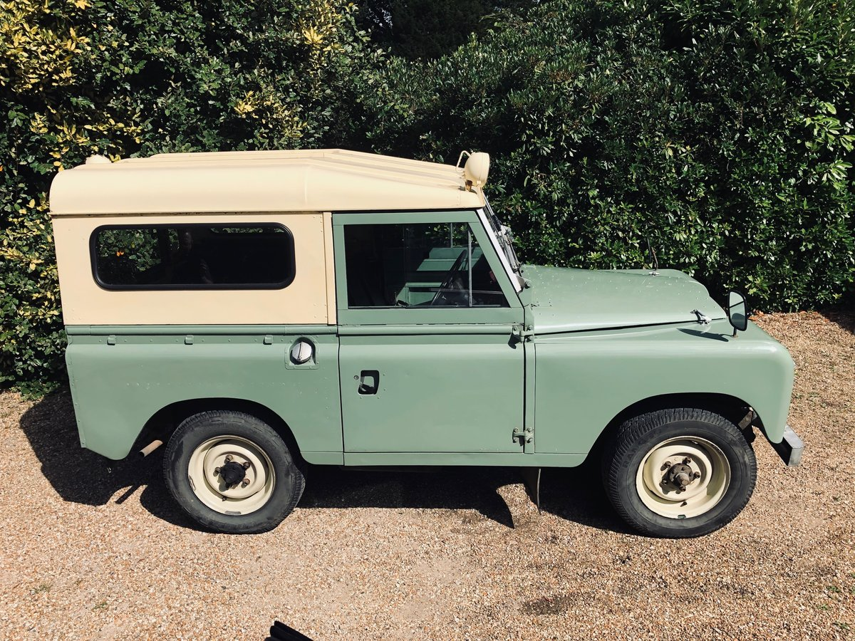 1966 SWB Series 2a For Sale (picture 5 of 6)