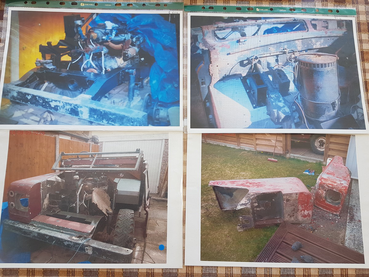 Series 2A Rebuild Fully Documented  For Sale (picture 6 of 6)
