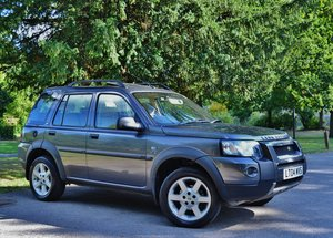 2004 1 Lady owner 33,000 miles from new Auto V6 HSE FSH SOLD