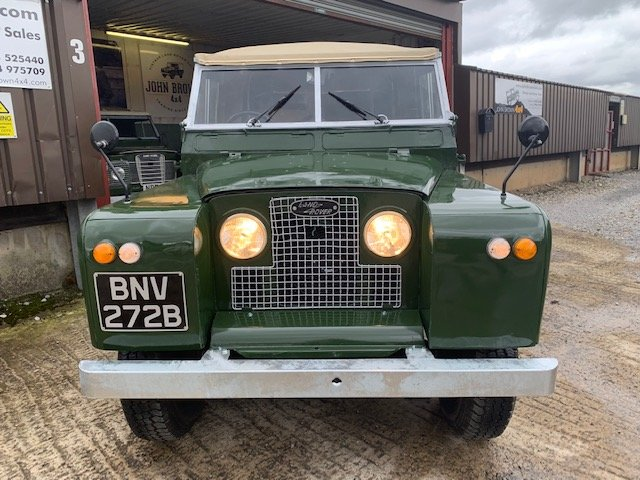 1964 Land Rover® Series 2a RESERVED SOLD (picture 6 of 6)