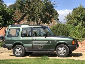 1992 Discovery V8 Three door