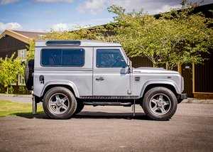 2011 Land Rover Defender 90 2.4TD XS (Twisted upgrade) For Sale by Auction