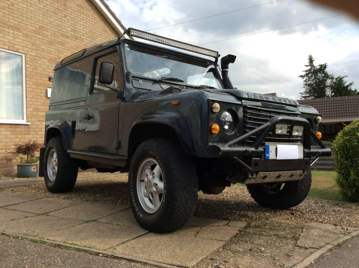 1989 Land Rover Defender 90  For Sale (picture 1 of 6)