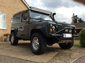 1989 Land Rover Defender 90  For Sale