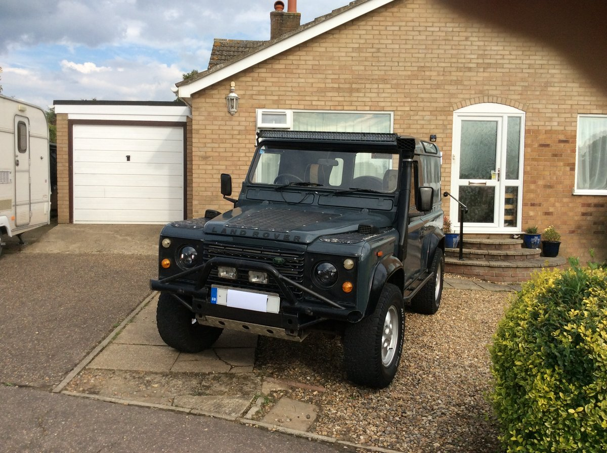 1989 Land Rover Defender 90  For Sale (picture 2 of 6)