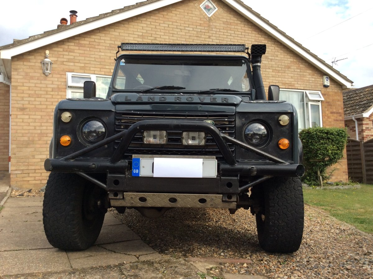 1989 Land Rover Defender 90  For Sale (picture 3 of 6)
