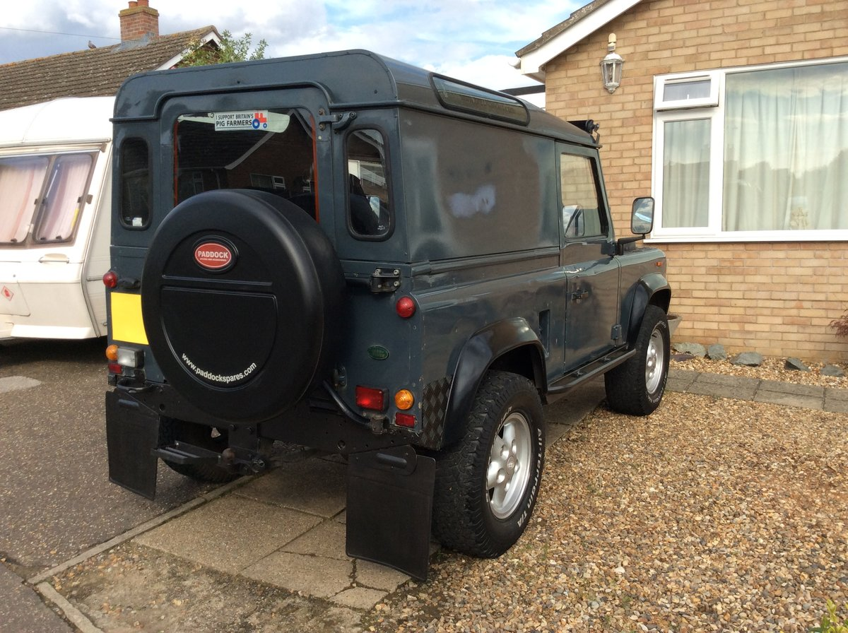 1989 Land Rover Defender 90  For Sale (picture 4 of 6)