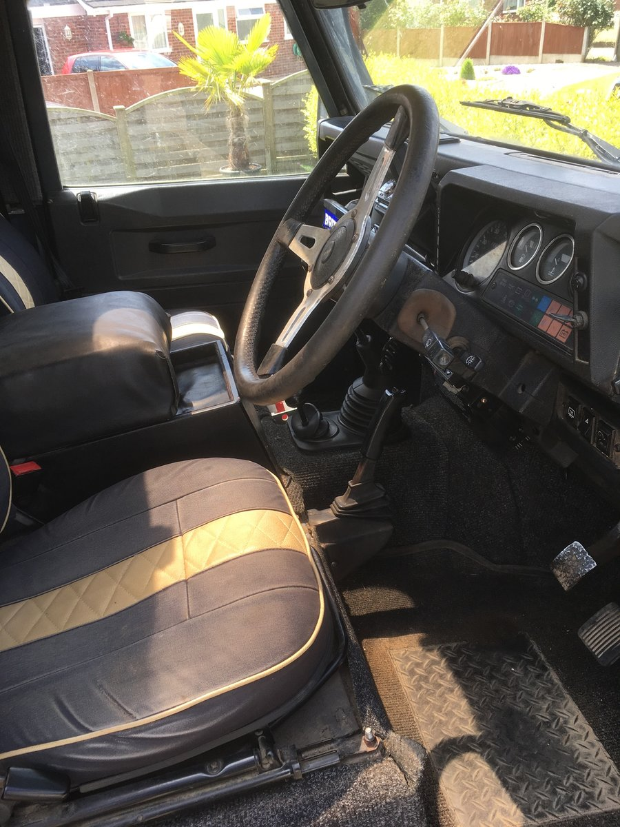 1989 Land Rover Defender 90  For Sale (picture 5 of 6)