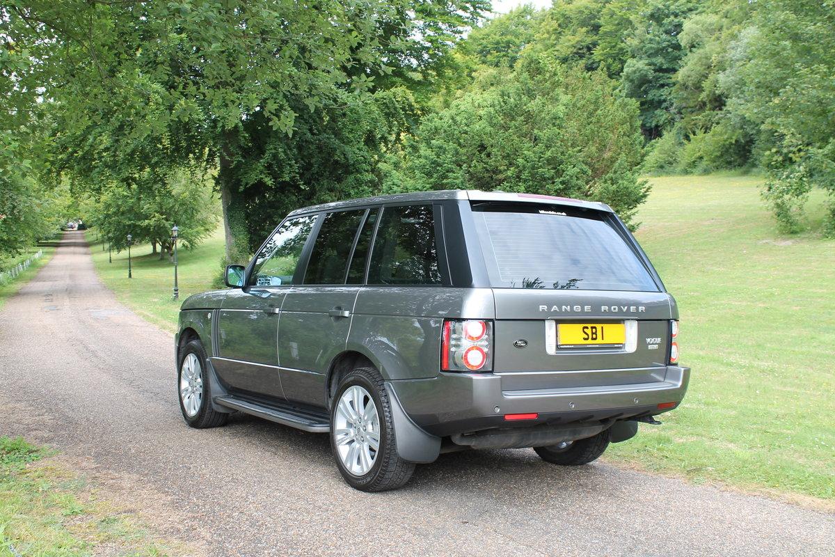 2010 Range Rover Vogue TDV8 facelift For Sale (picture 2 of 6)