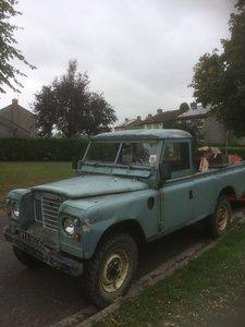 1968 Series 2 LWB Used daily