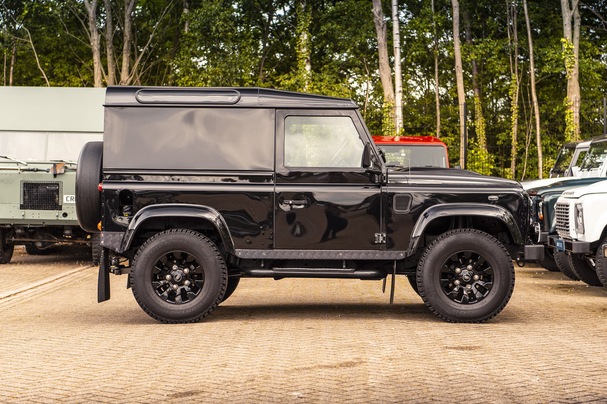 2015 Land Rover Defender 90 XS Hard Top For Sale (picture 2 of 6)
