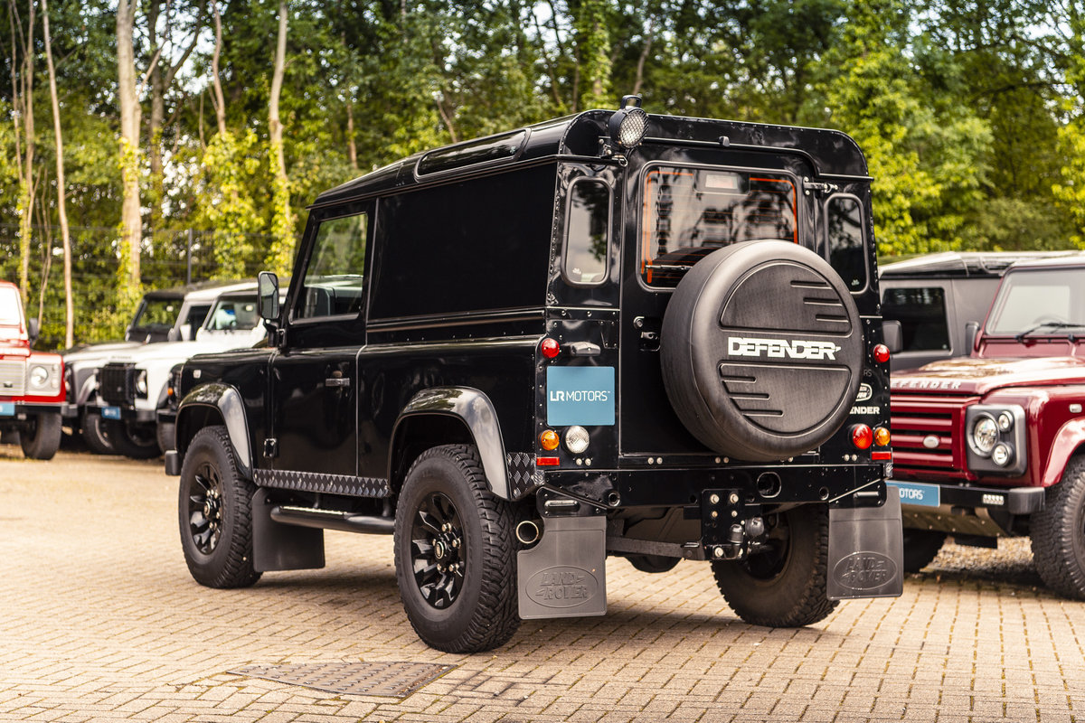 2015 Land Rover Defender 90 XS Hard Top For Sale (picture 3 of 6)