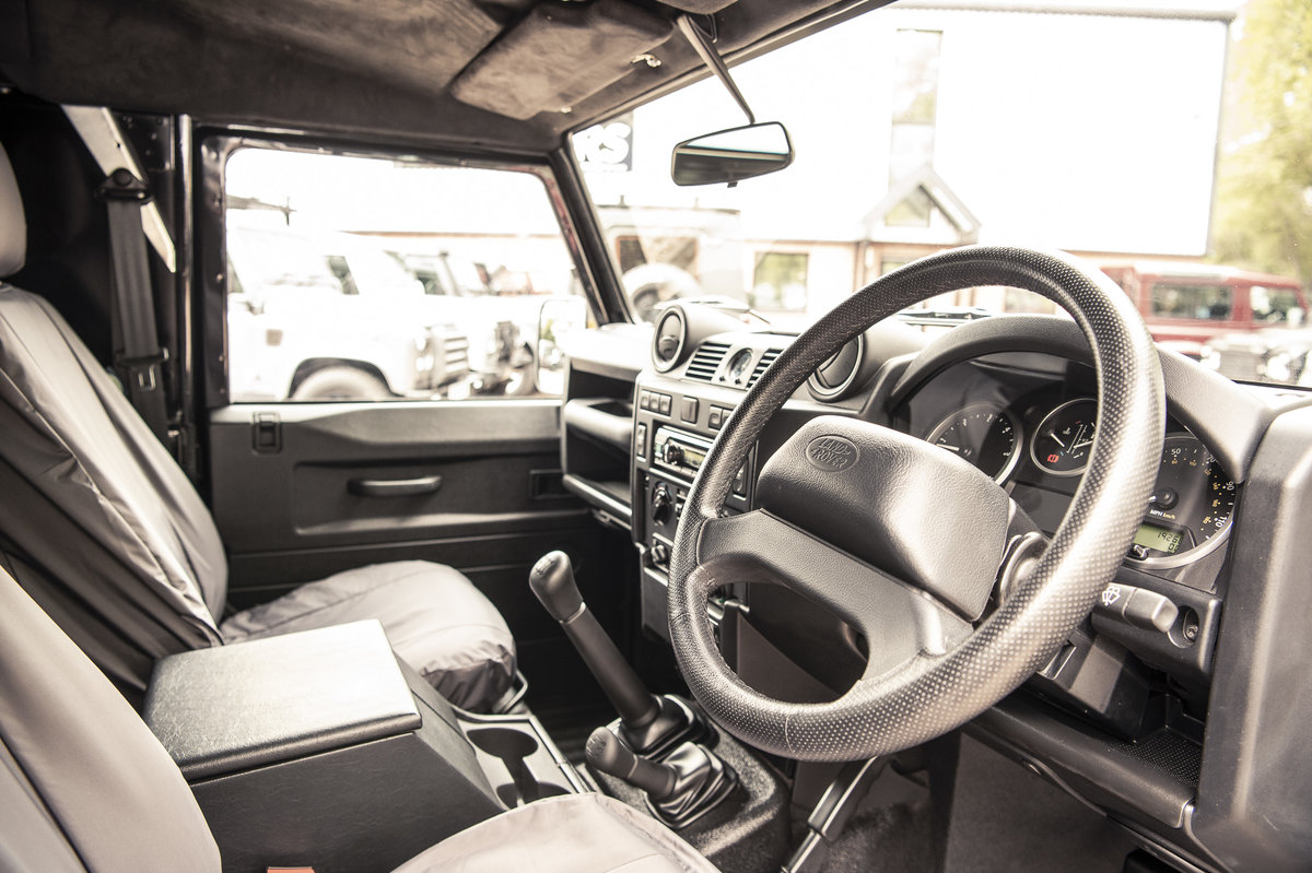 2015 Land Rover Defender 90 XS Hard Top For Sale (picture 6 of 6)