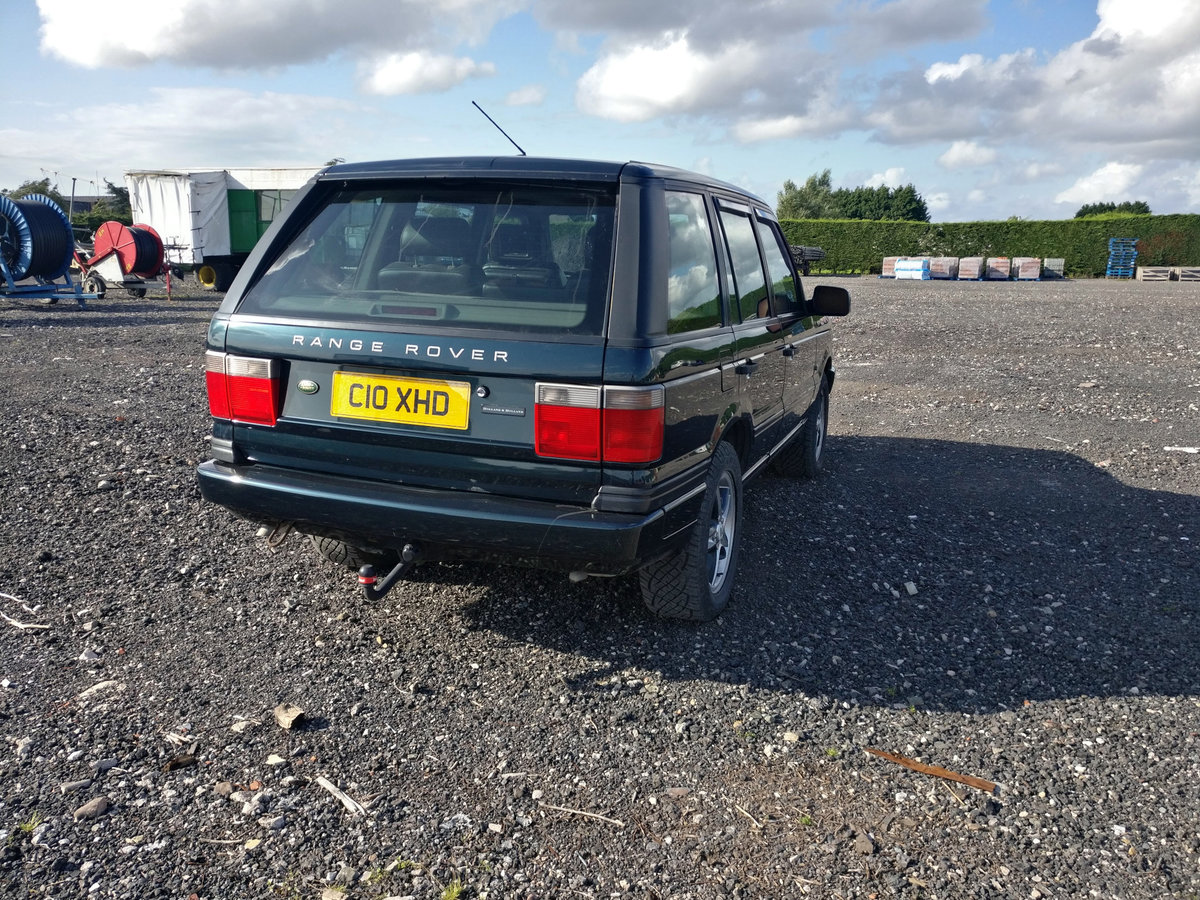 2001 Rare P38 Range Rover Holland & Holland 1 of 20 For Sale (picture 2 of 6)