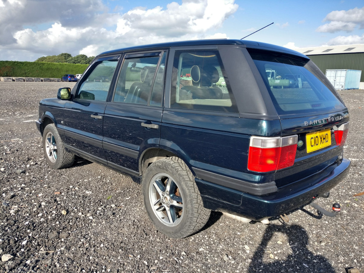2001 Rare P38 Range Rover Holland & Holland 1 of 20 For Sale (picture 3 of 6)