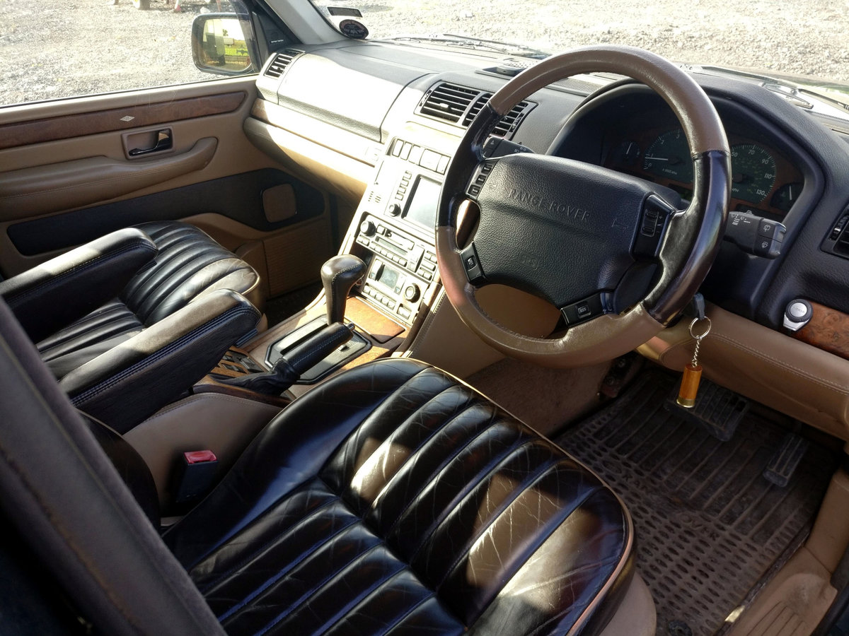 2001 Rare P38 Range Rover Holland & Holland 1 of 20 For Sale (picture 4 of 6)