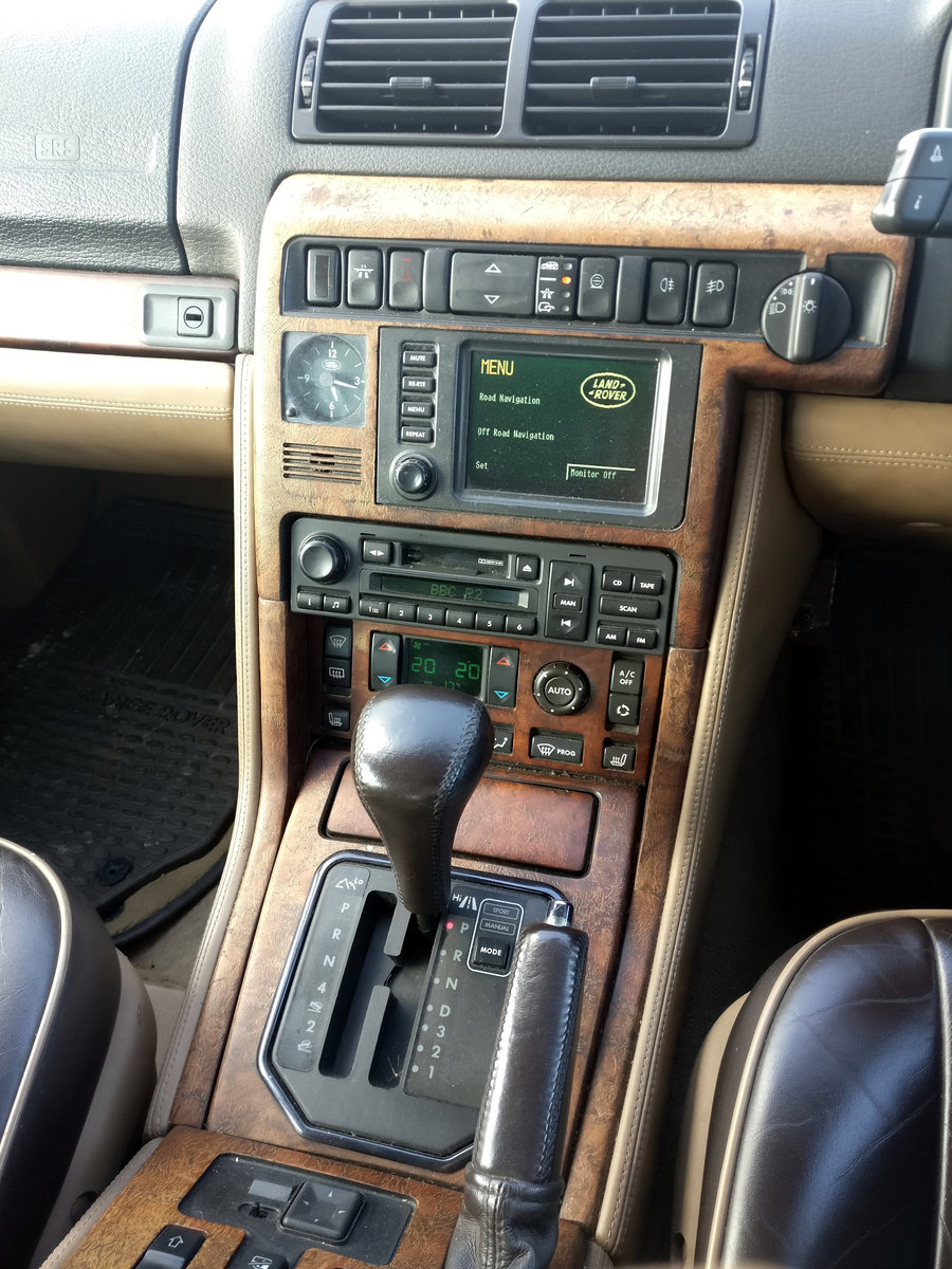 2001 Rare P38 Range Rover Holland & Holland 1 of 20 For Sale