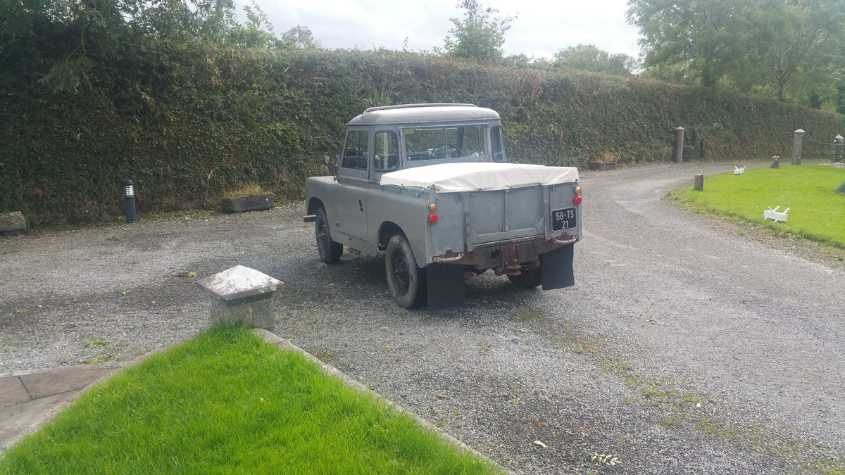 1958 Land Rover S2  SWB For Sale (picture 2 of 6)