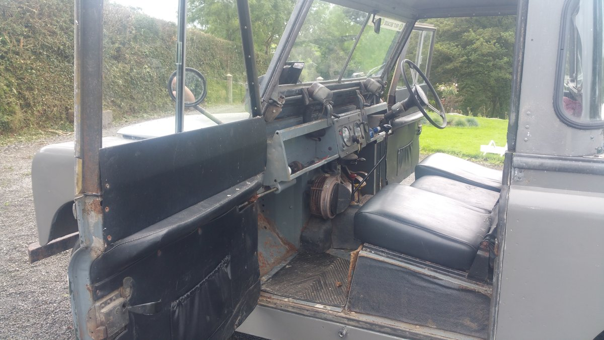 1958 Land Rover S2  SWB For Sale (picture 6 of 6)