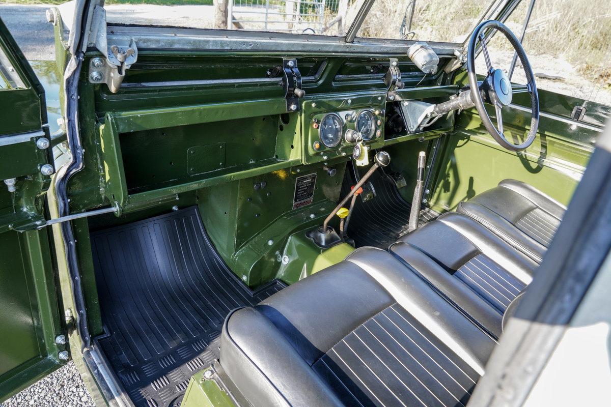 """Land Rover Series 2a 88"""" Softop 1964 Nut & Bolt Restoration  For Sale (picture 6 of 6)"""